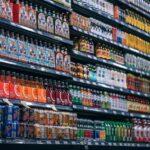 Ultraprocesados en un supermercado