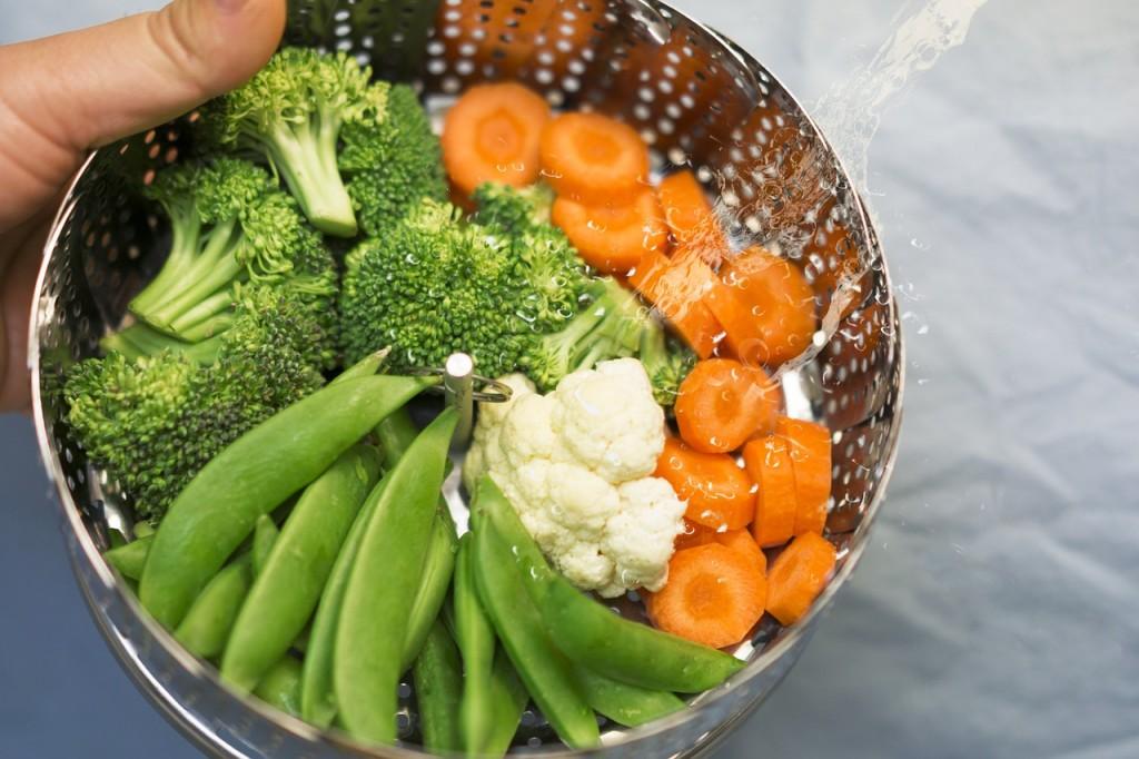 Comer verdura es esencial para una buena alimentación