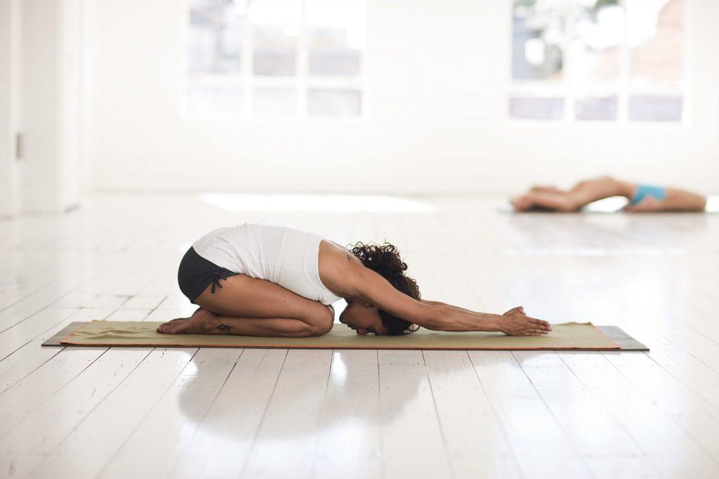 El yoga, un gran aliado de la diabetes.