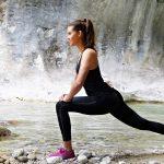 Estirar antes y después del ejercicio