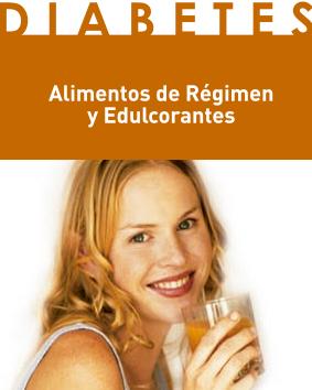 Alimentos de régimen y edulcorantes