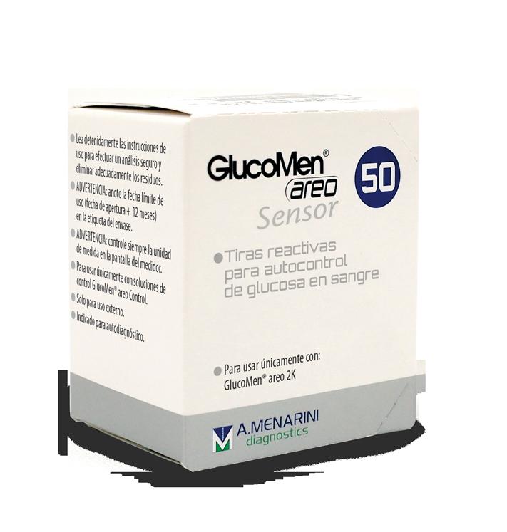 GlucoMen areo Sensor 50