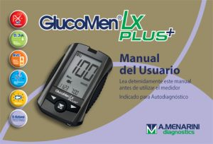 Manual GlucoMen LX Plus