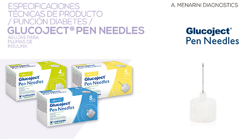 Glucoject Pen Needles