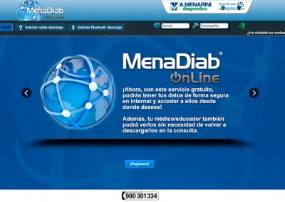 MenaDiab® OnLine
