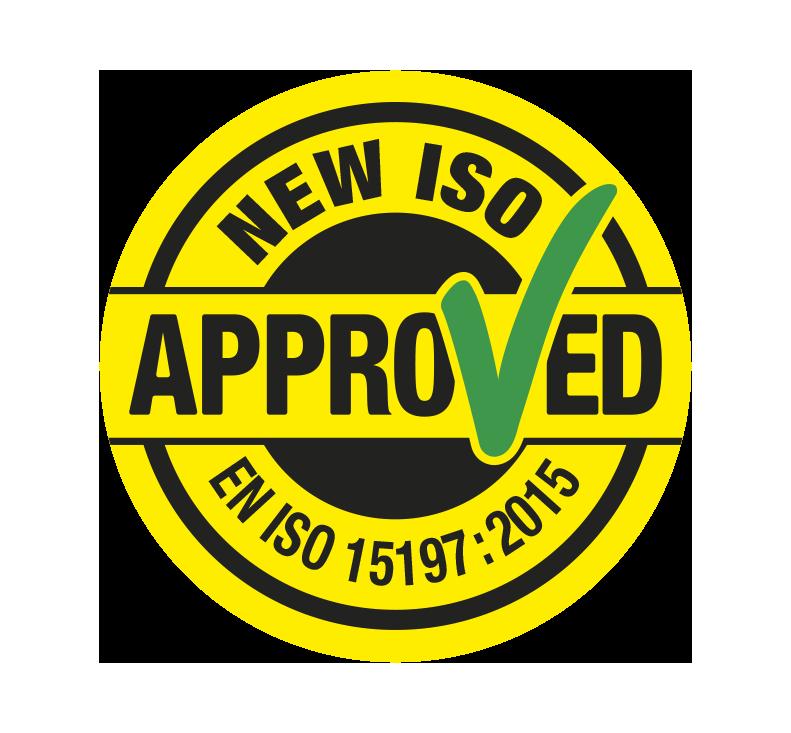 Logo EN ISO 15197 2015