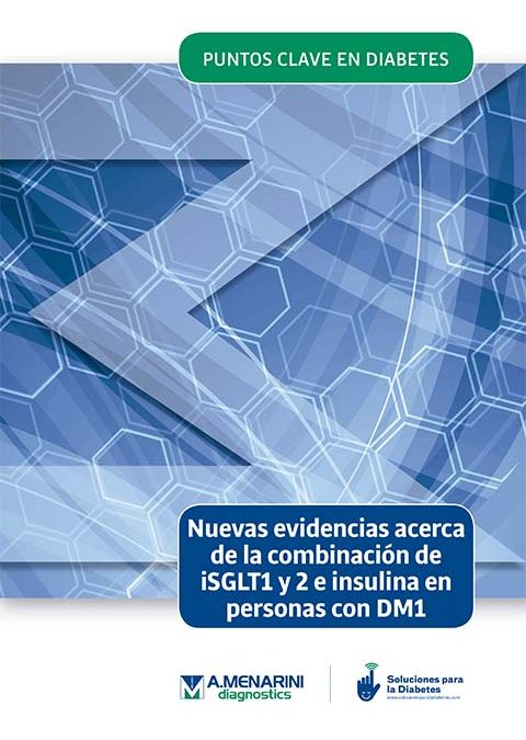 Combinación iSGLT1 y 2 e insulina en personas  con diabetes